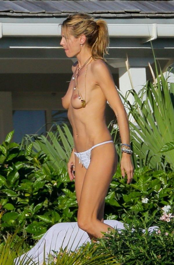 Heidi Klum Topless Photos 34 1