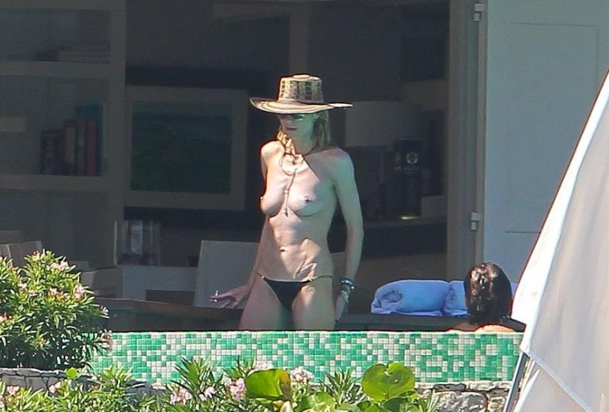 Heidi Klum Topless Photos 36 1