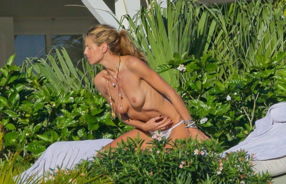 Heidi Klum Topless Photos 42 1