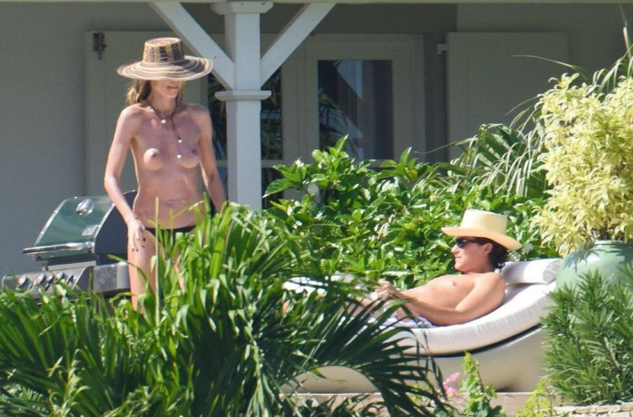 Heidi Klum Topless Photos 6 1