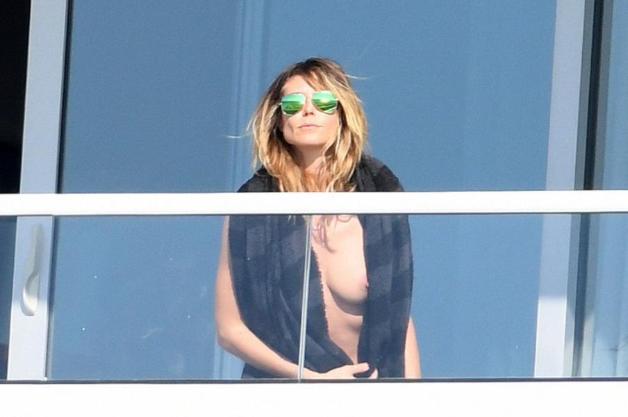 Heidi Klum Topless Pics 42