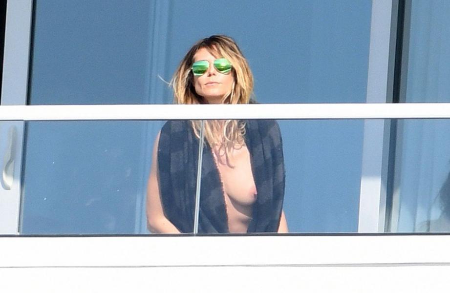 Heidi Klum Topless Pics 43