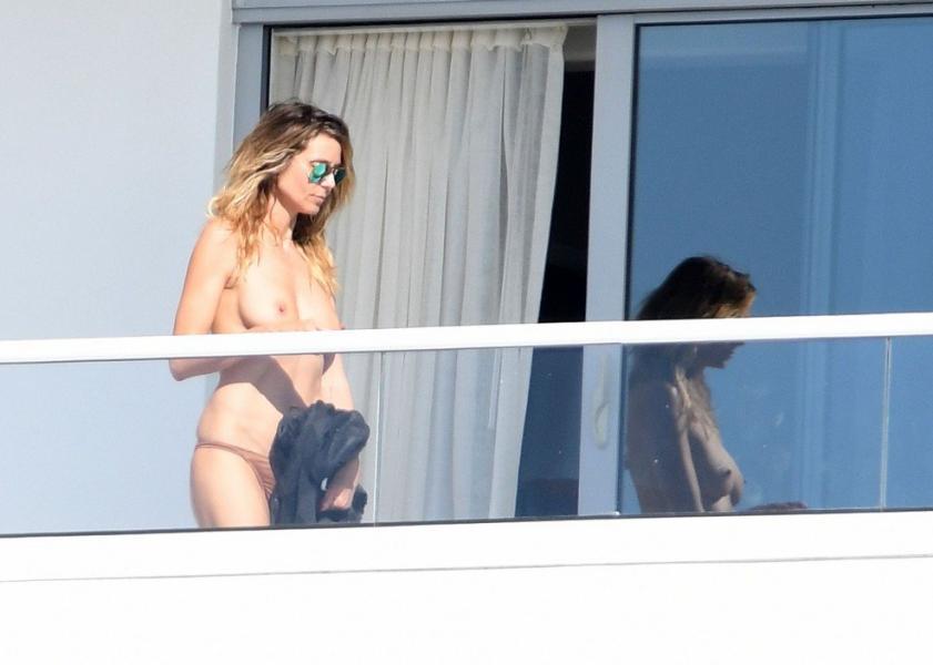 Heidi Klum Topless Pics 58