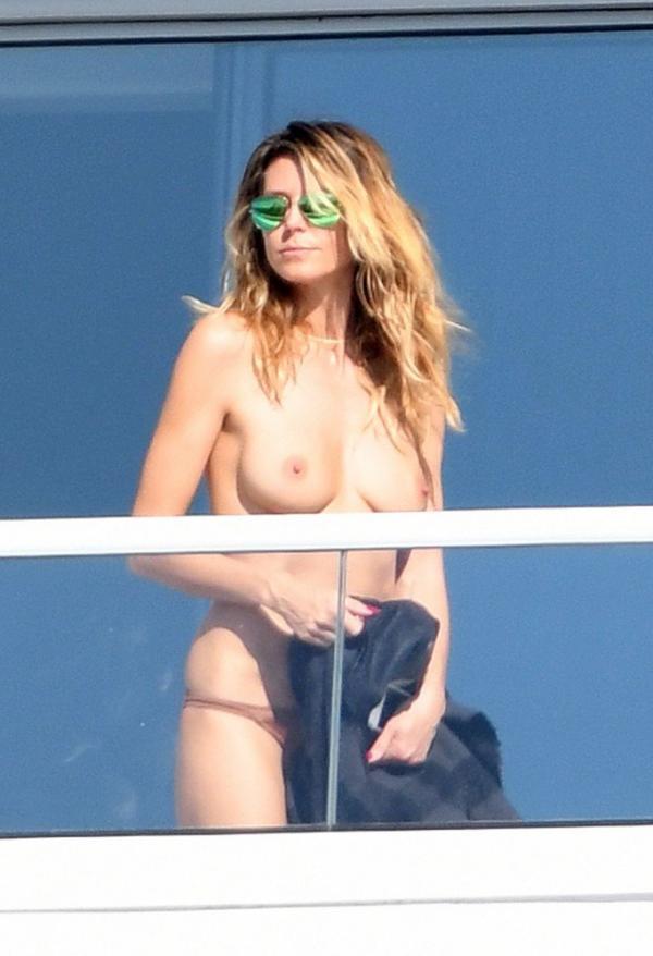 Heidi Klum Topless Pics 69