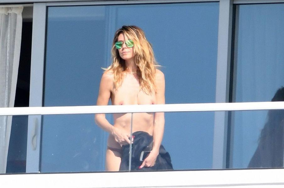 Heidi Klum Topless Pics 70
