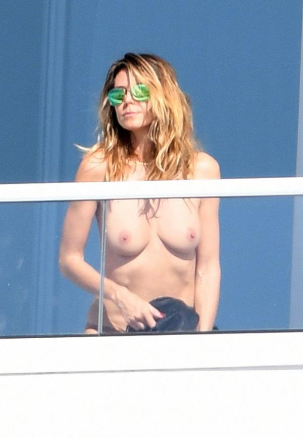 Heidi Klum Topless Pics 72