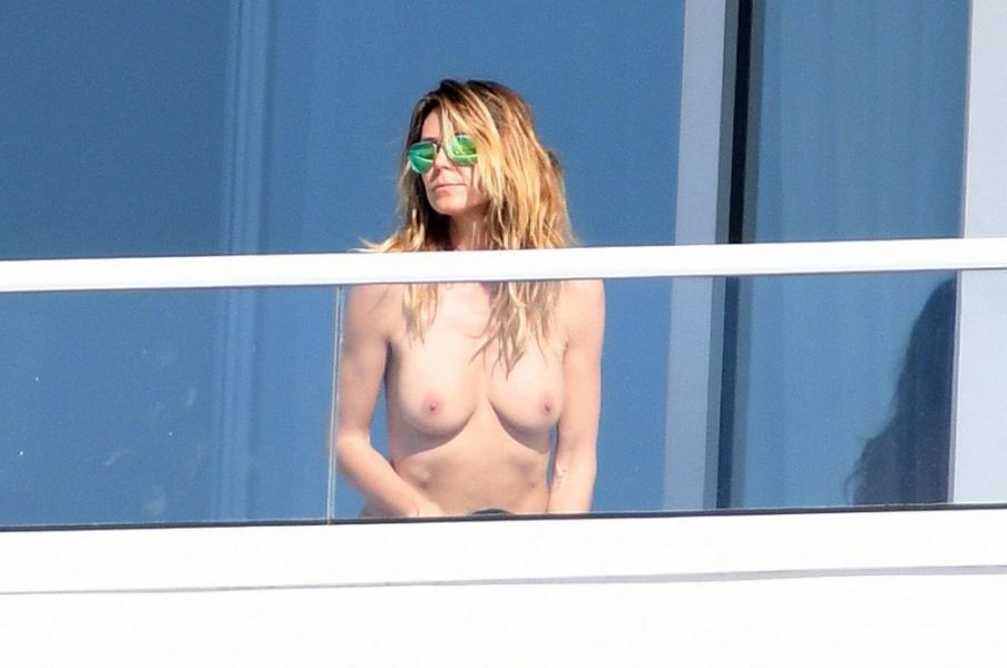 Heidi Klum Topless Pics 74