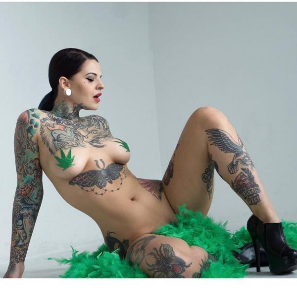 Heidi Lavon Naked
