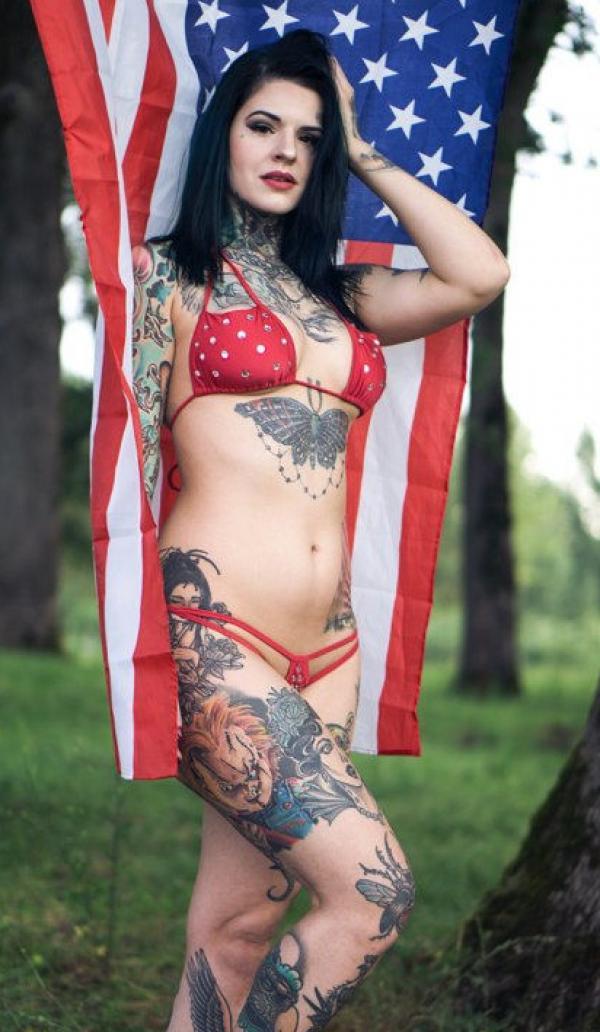 Heidi Lavon Nude Sexy Photos 49