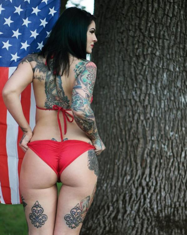 Heidi Lavon Nude Sexy Photos 52