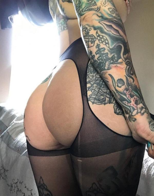 Heidi Lavon Nude Sexy Photos 54