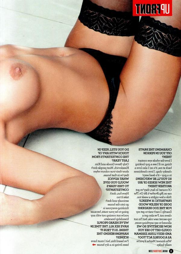 Helen Wood Topless Photos 9