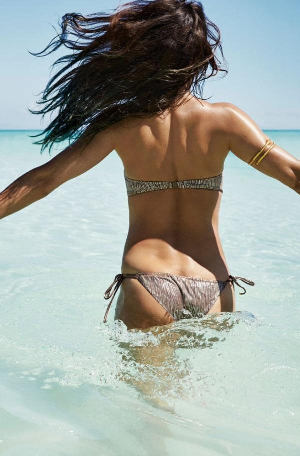 Helena Christensen Topless