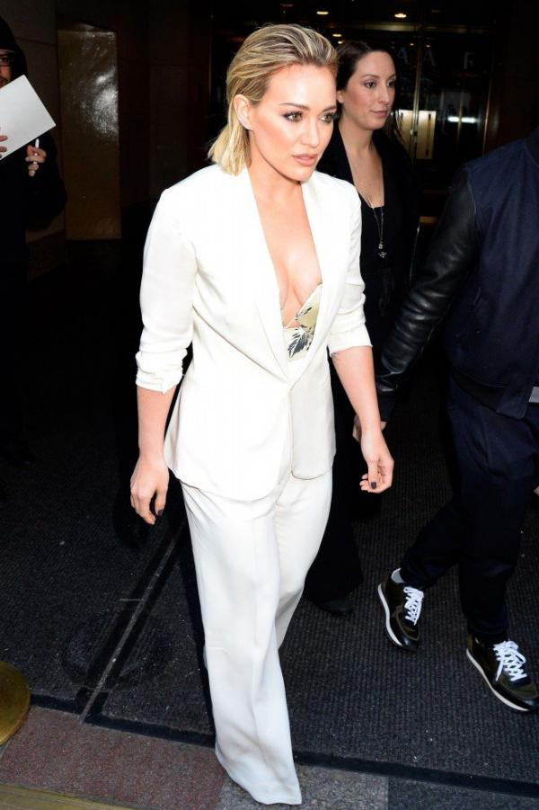 Hilary Duff Nipple