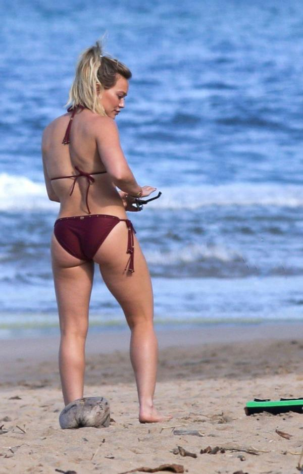 Hilary Duff Sexy Images 58