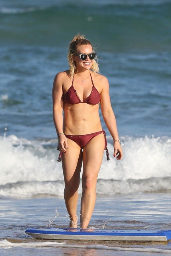 Hilary Duff Sexy Images 75