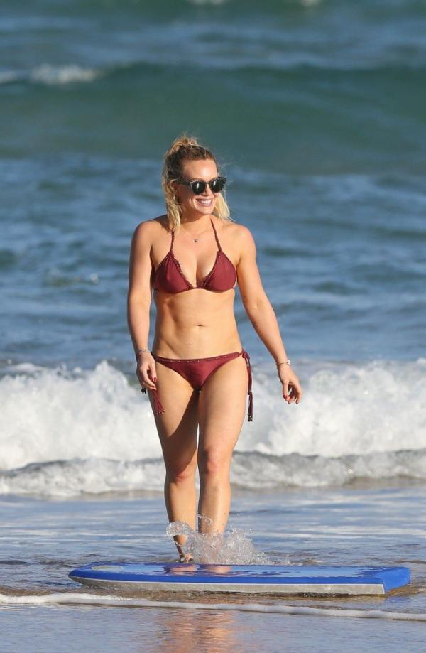 Hilary Duff Sexy Images 76