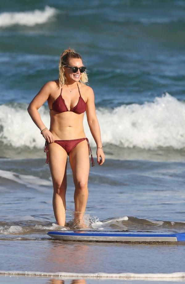 Hilary Duff Sexy Images 79