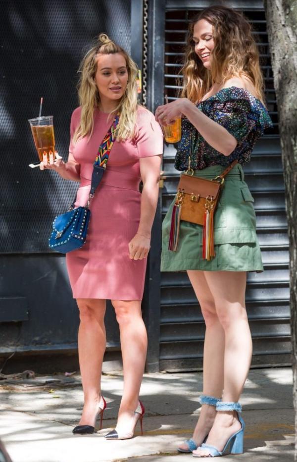 Hilary Duff Sexy Pics 56