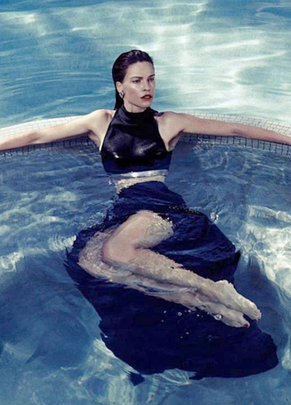 Hilary Swank Naked Photos 3