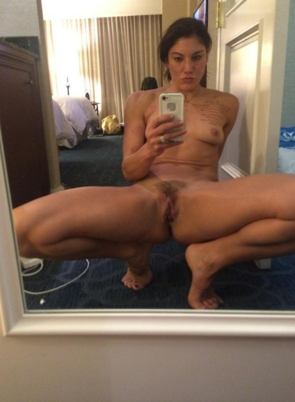 Hope Solo Naked Photos 13
