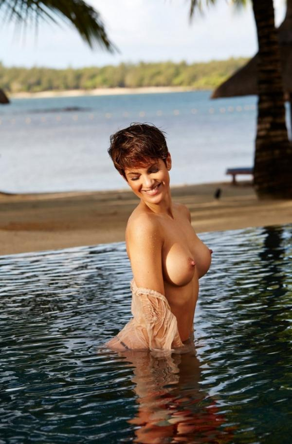 Fiona Gillies  nackt