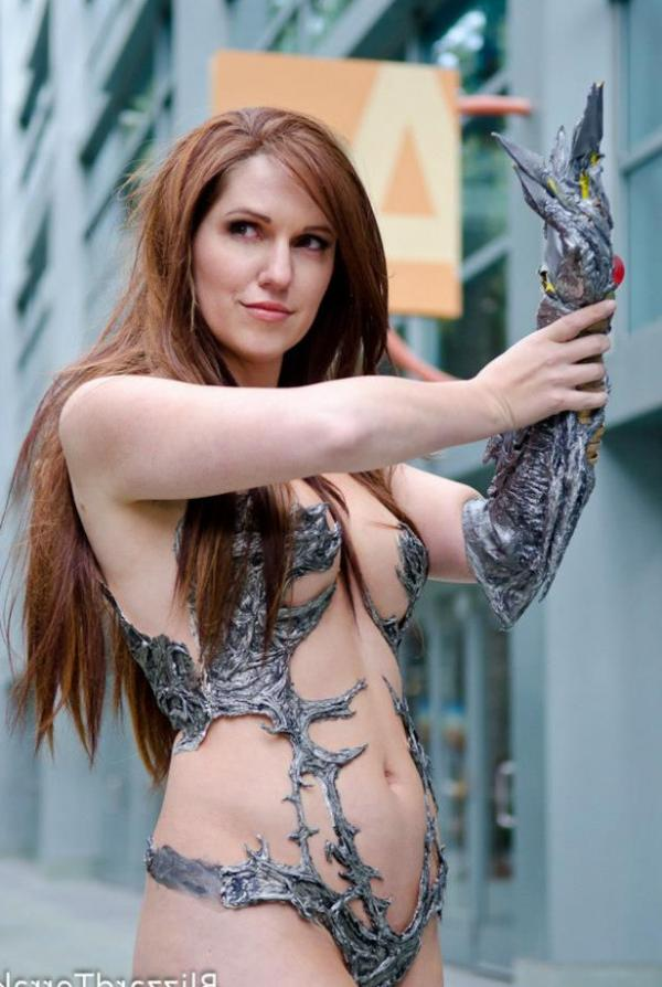 Jacqueline Goehner Nude Sexy Photos 23