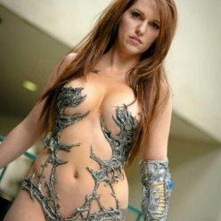 Jacqueline Goehner Nude Sexy Photos 35