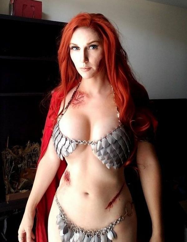 Jacqueline Goehner Nude Sexy Photos 42
