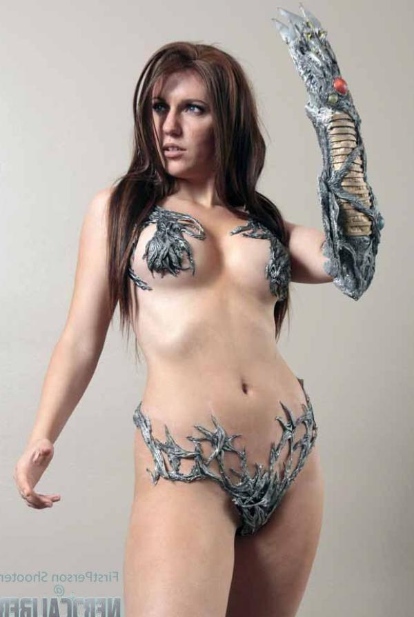Jacqueline Goehner Nude Sexy Photos 45