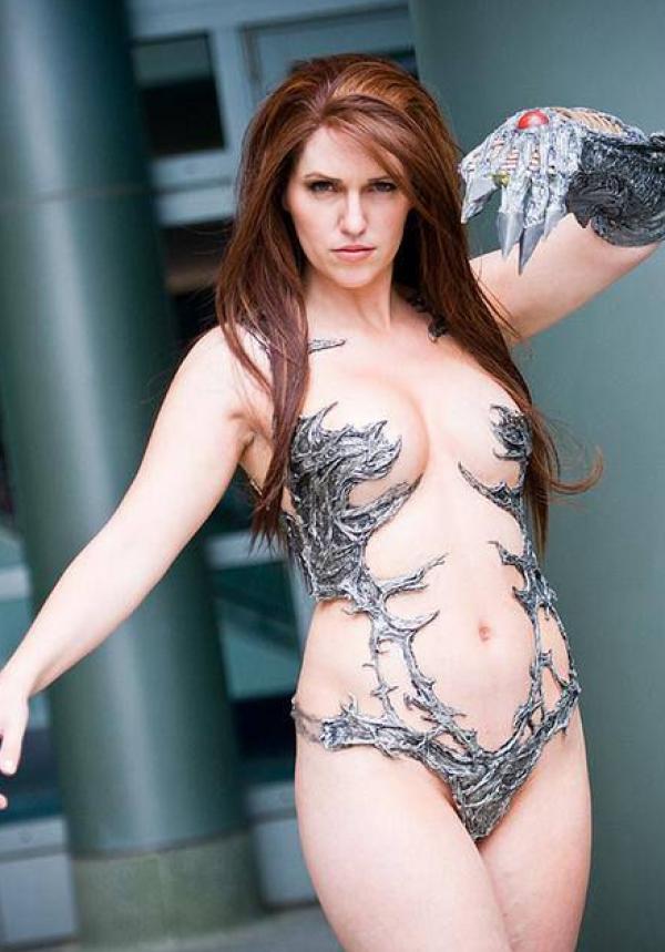 Jacqueline Goehner Nude Sexy Photos 46