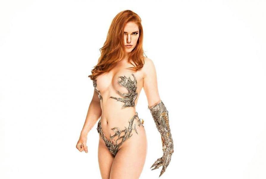 Jacqueline Goehner Nude Sexy Photos 48