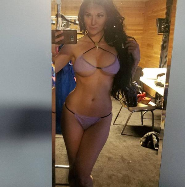 Jacqueline Goehner Nude Sexy Photos 9