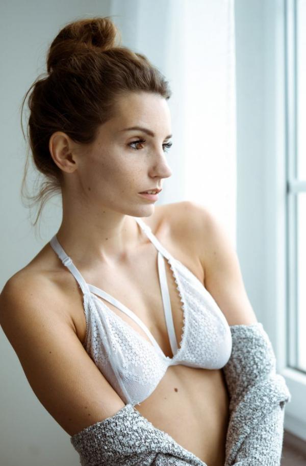 Janina Schiedlofsky  nackt