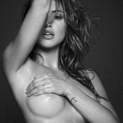 Jehane Paris Topless Photos 2
