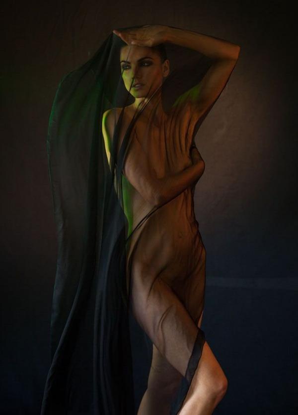 Jessica Pace  nackt