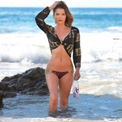 Kaili Thorne See Through Sexy Photos 10