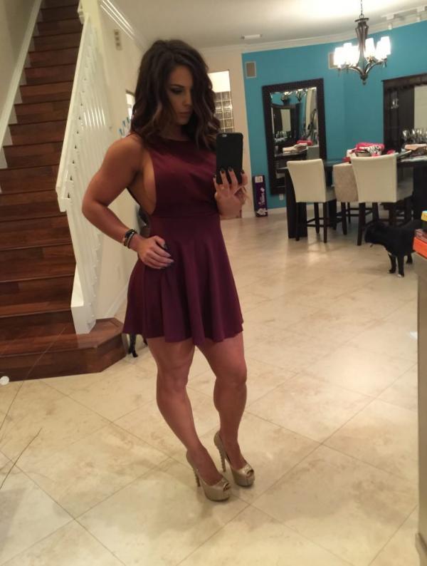 Kaitlyn WWE Leaked Pics 126