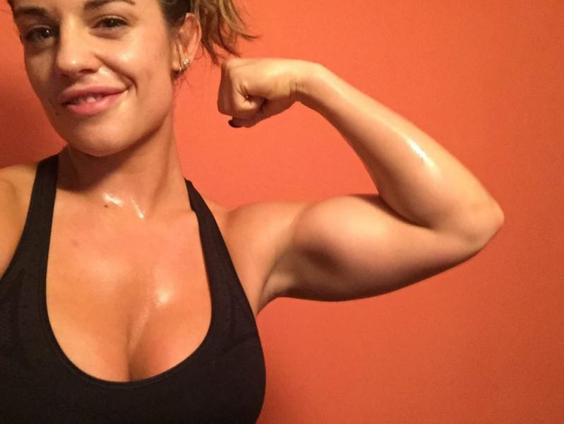 Kaitlyn WWE Leaked Pics 134