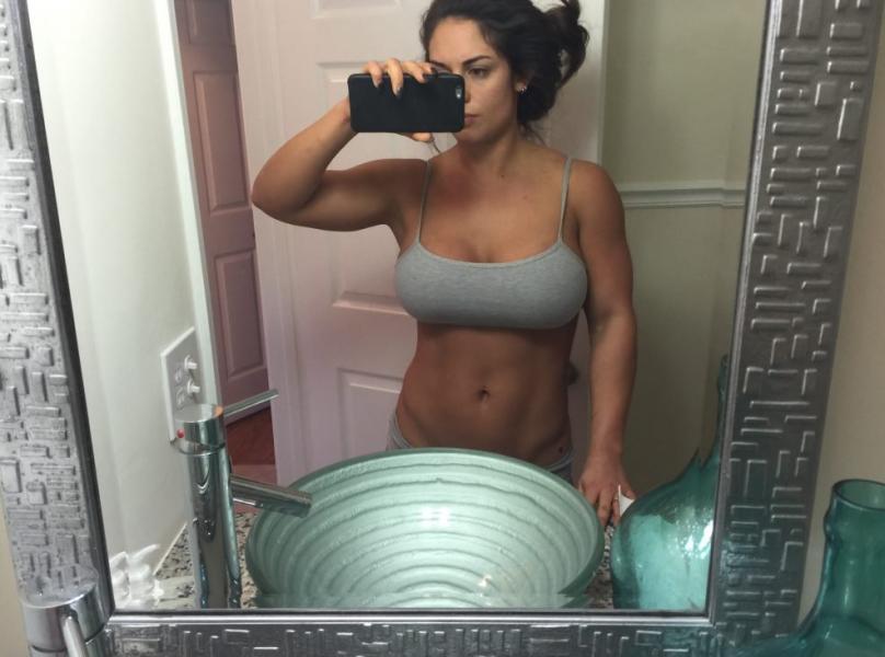 Kaitlyn WWE Leaked Pics 151
