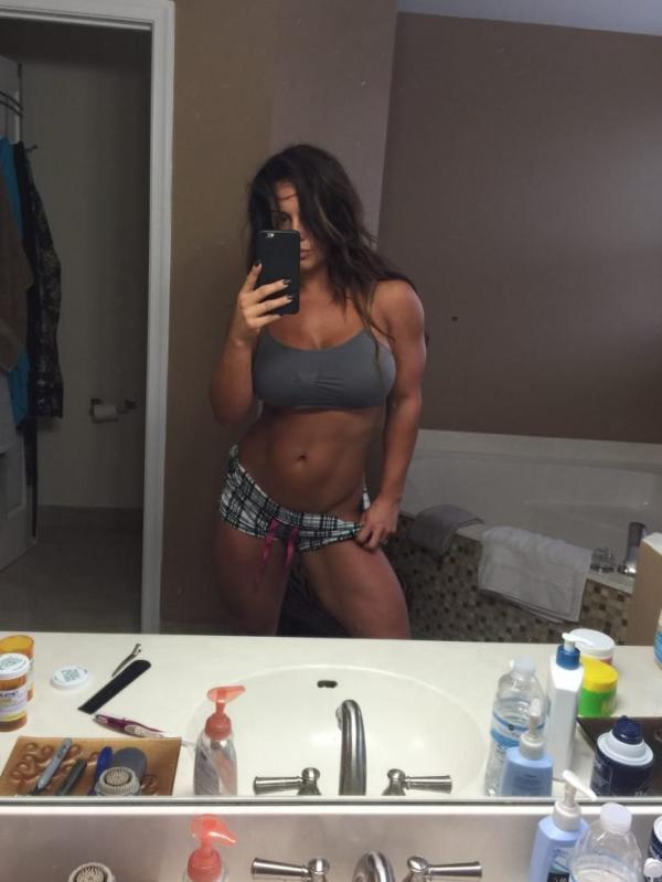 Kaitlyn WWE Leaked Pics 157