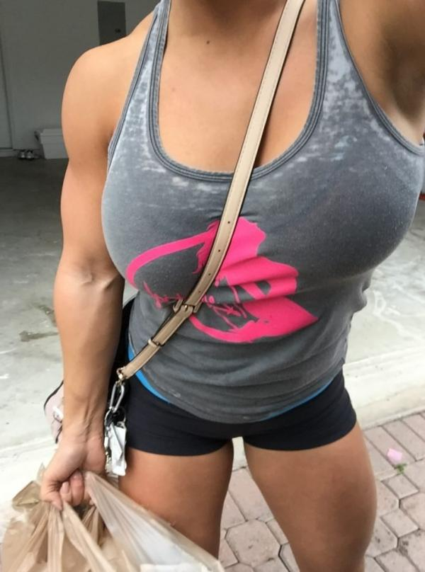 Kaitlyn WWE Leaked Pics 180