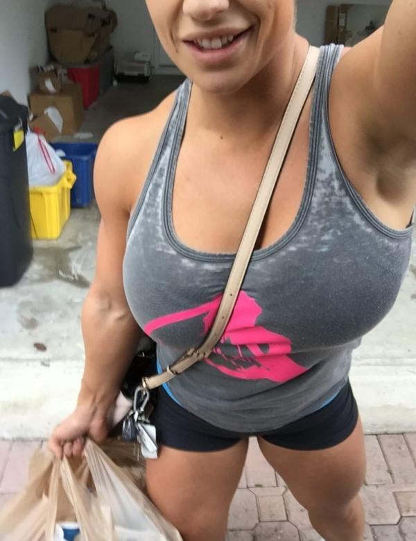 Kaitlyn WWE Leaked Pics 182