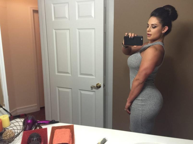 Kaitlyn WWE Leaked Pics 67