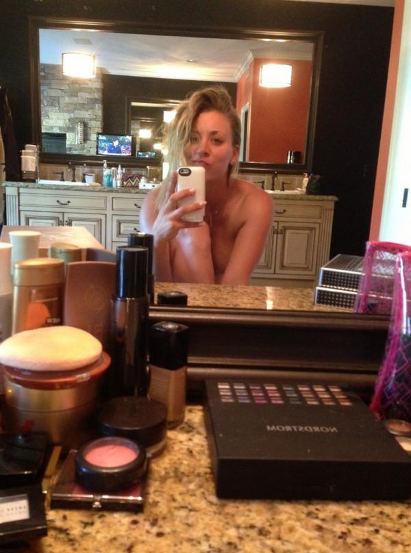 Kaley Cuoco Naked Photos 6