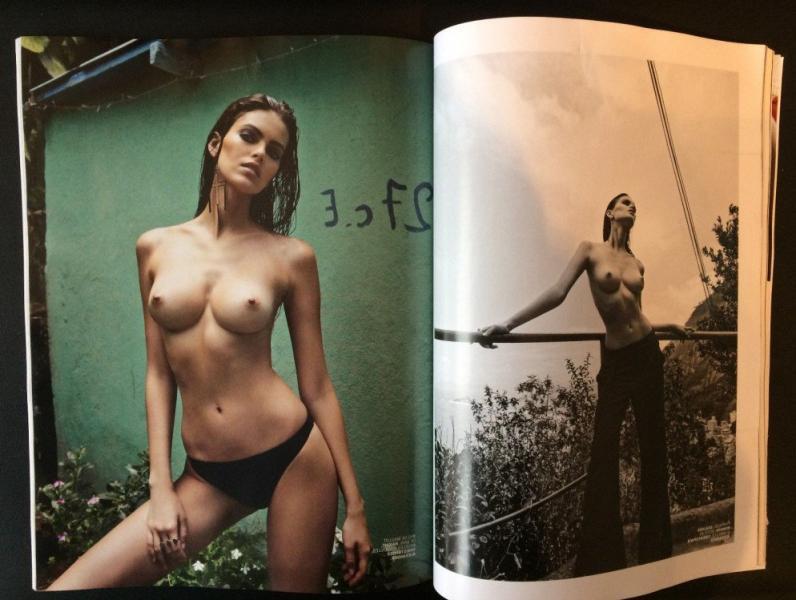 Kamila Hansen Sexy Topless Photos 7