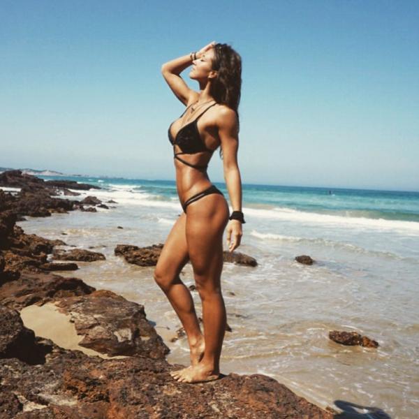 Karina Elle Sexy Photos 130