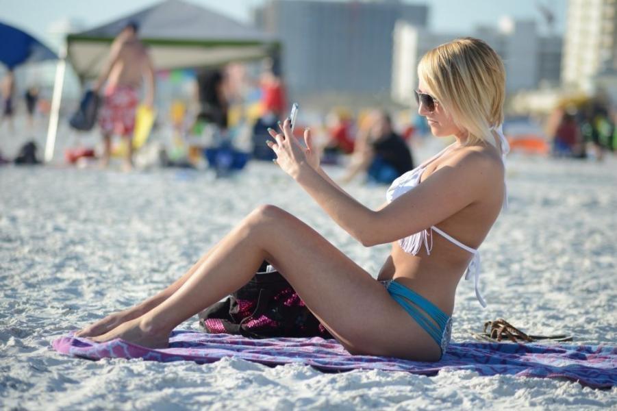 Kate England In A Bikini Photos 19