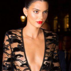 Kendall Jenner See Through Photos 43