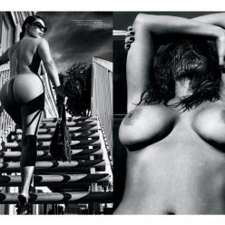 Kim Kardashian Naked Pussy Boobs Booty Photos 18